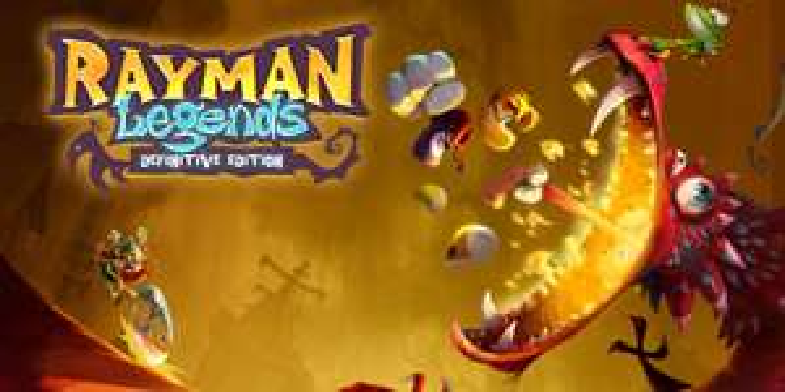 [Nintendo] Rayman Legends: Definitive Edition für Nintendo Switch