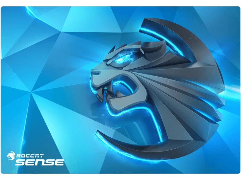 [MediaMarkt] ROCCAT Gaming Mauspad Sense Kinetic, blau (ROC-13-120)