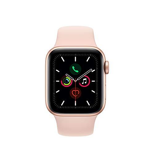 Apple Watch 5 (40mm, Alu, gold)