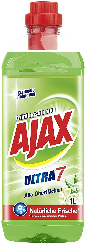 UniMarkt [lokal]: Ajax Allzweckreiniger mit Marktguru-CB für 0,99€