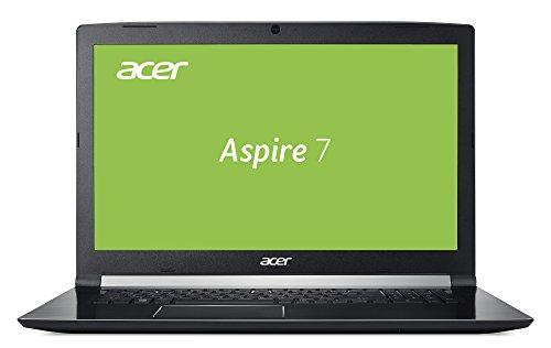 Acer Aspire 7 (A717-72G-534E);(Intel Core i5-8300H, 8 GB RAM, 128 GB SSD + 1.000 GB HDD, GeForce GTX 1050, Win 10 Home)