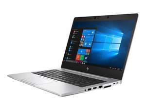 HP EliteBook x360 830 G6 silber, Core i5-8265U, 8GB RAM, 256GB SSD