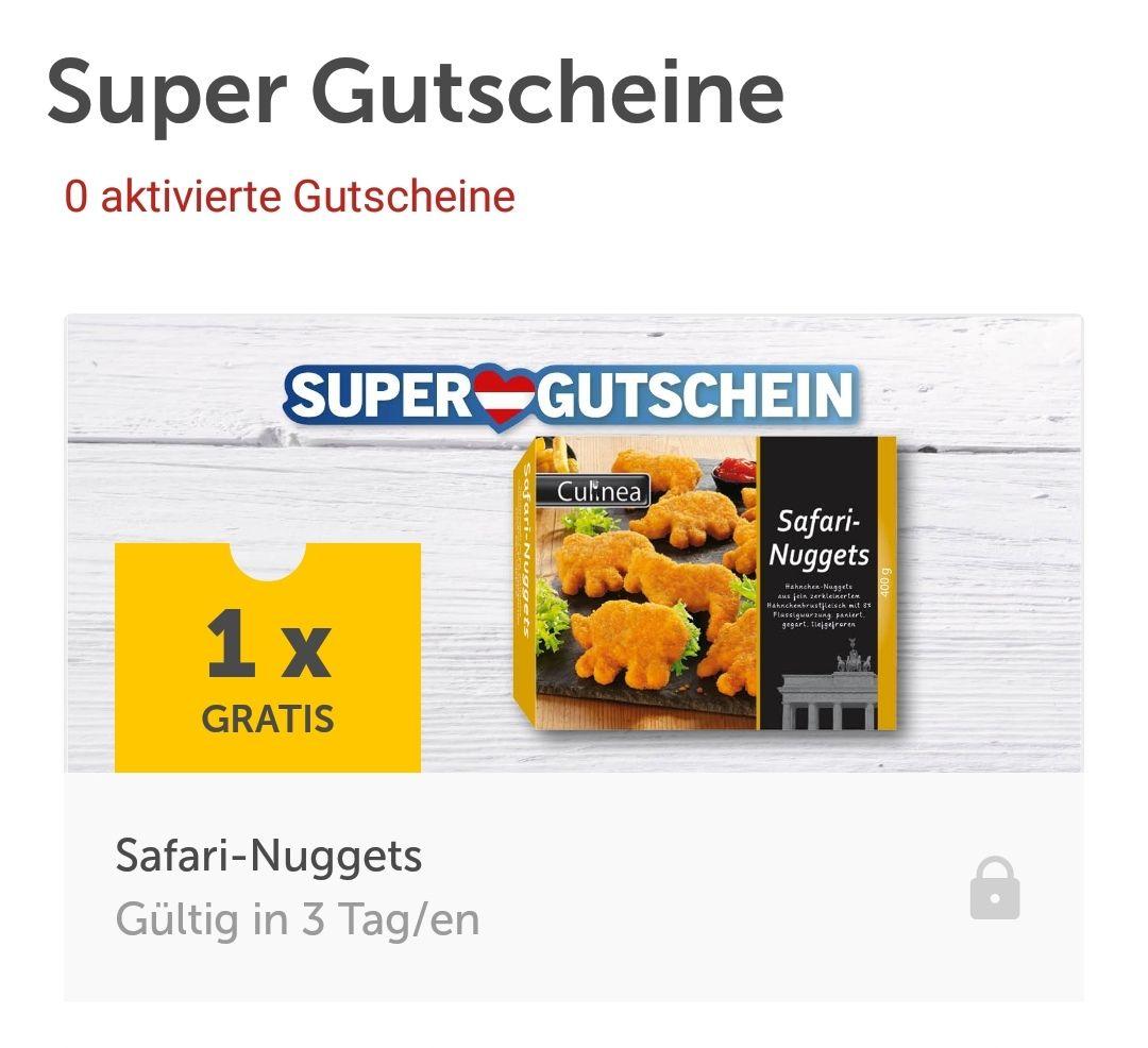 Lidl Plus: GRATIS Safari-Nuggets (ab 14.10.)