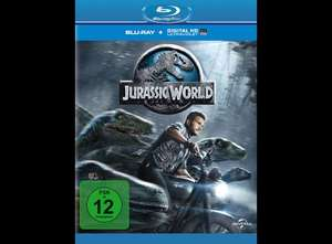 Jurassic World (Blu-ray + Digital UV)