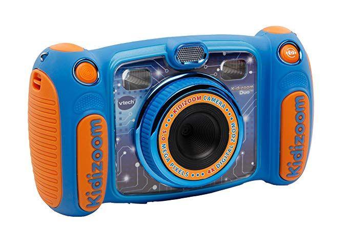 Vtech robuste Digitalkamera für Kinder (5MP, Front- und Rear-Cam, LCD Display)