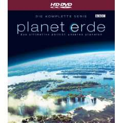 [HD-DVD] Planet Erde für 38€