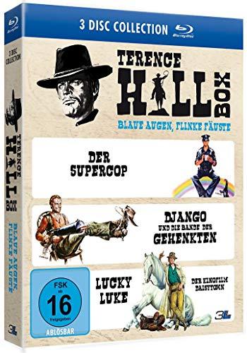 Terence Hill Box - Blaue Augen, flinke Fäuste 3 Blu Ray