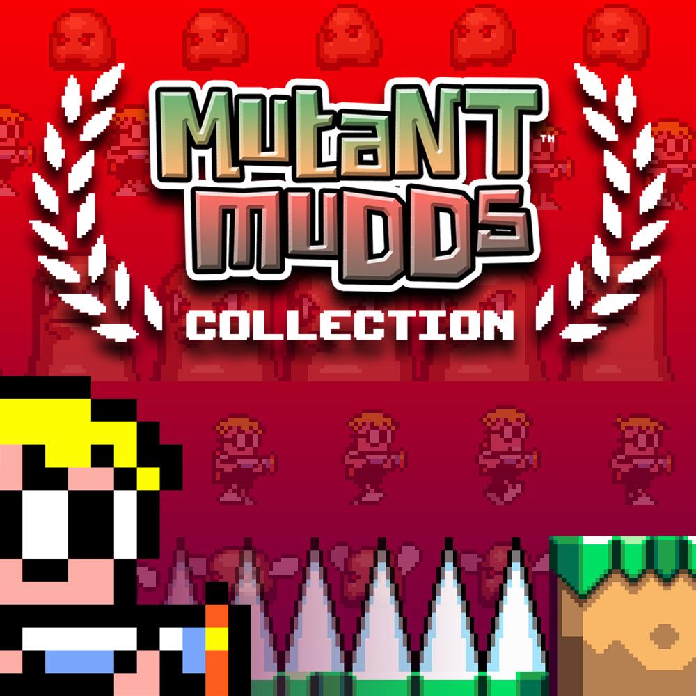 [Nintendo] Mutant Mudds Collection für Nintendo Switch