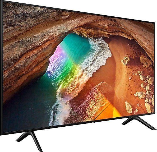 Samsung Q60R 49 Zoll Smart TV (3840 x 2160px, QLED, Q HDR10, HLG, Quantum Dot, Twin Tuner)