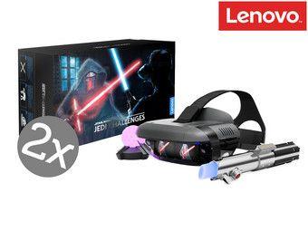 2x Star Wars Jedi Challenges AR-Sets