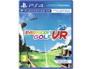 Everybody's Golf PS4 VR [MediaMarkt)