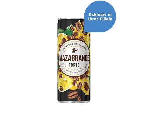 Gratis Dose Tchibo Mazagrande Kaffee