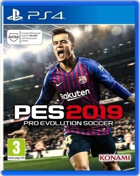 Pro Evolution Soccer 2019 für PS4 oder Xbox One