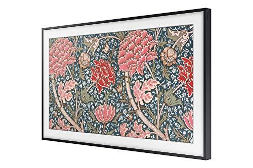 Samsung LS03R The Frame 138 cm (55 Zoll) QLED Lifestyle Fernseher (Art Mode, Ultra HD, HDR, Smart TV) [Modelljahr 2019] [Energieklasse A]