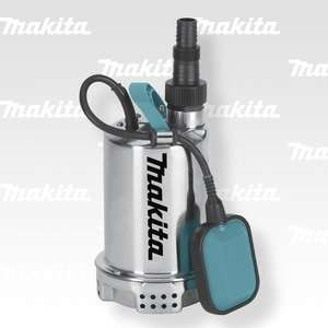 amazon.de Makita PF0403 Bomba SUMERGIBLE 400W, Blau