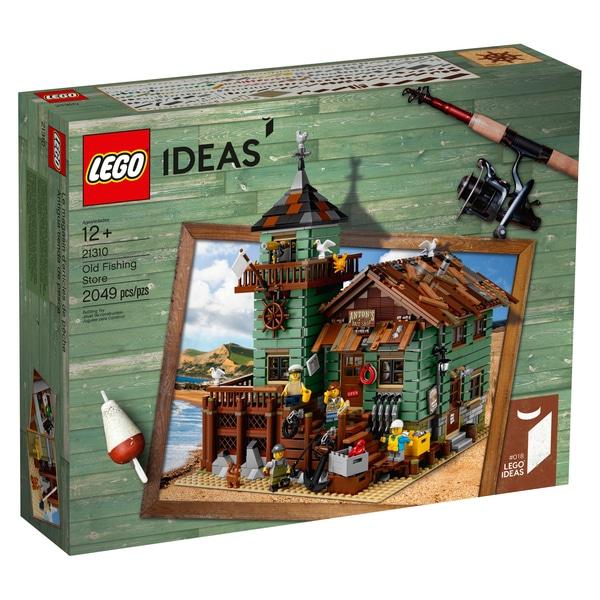 LEGO Ideas - 21310 Alter Angelladen bei Smythstoys.com / 149,99 euro und Versandkostenfrei