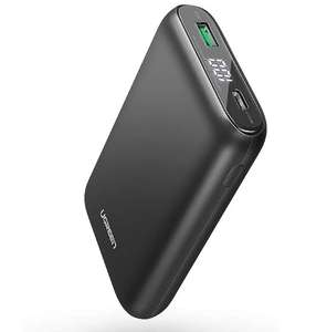 UGREEN Powerbank, 10.000mAh, 18W, QC 3.0