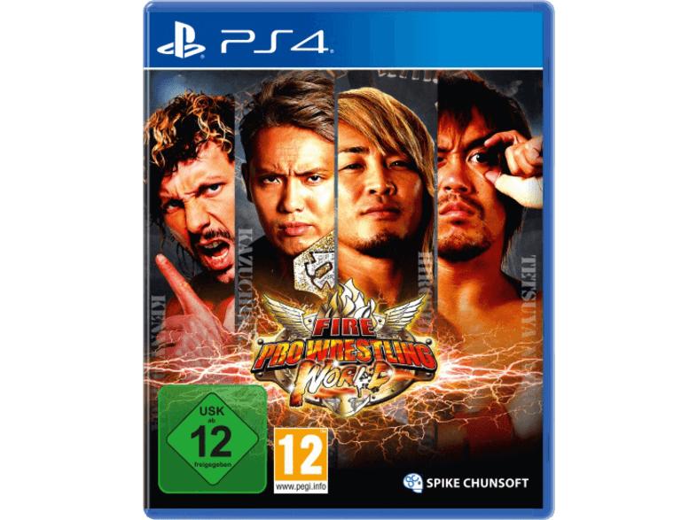 Fire Pro Wrestling World (PlayStation 4)