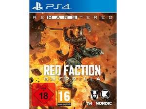 Red Faction: Guerrilla Re-Mars-tered (Playstation 4/Xbox)