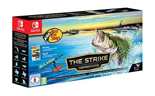 Bass Pro Shops: The Strike - Championship Edition (Switch)