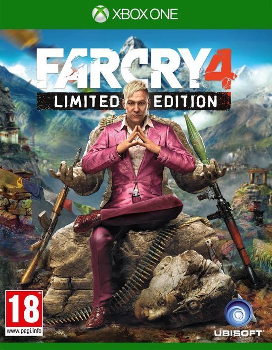Far Cry 4 Limited Edition