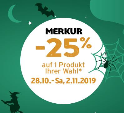 Merkur Rabattpickerl -25%