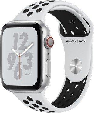 Apple Watch Nike+ Series 4, 44mm (silber & anthrazit)