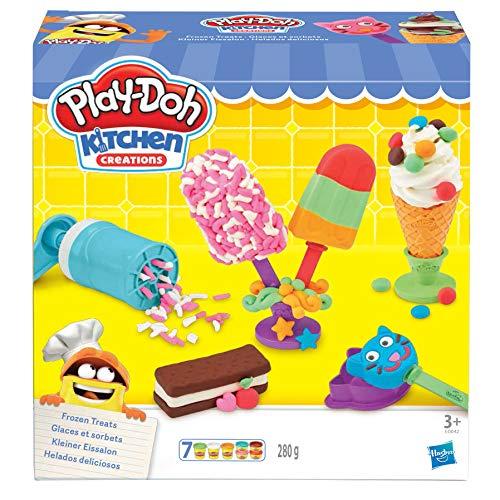 Preisjäger Junior: Hasbro Play-Doh - Kleiner Eissalon