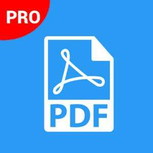 (Android) PDF-Ersteller und -Editor Pro