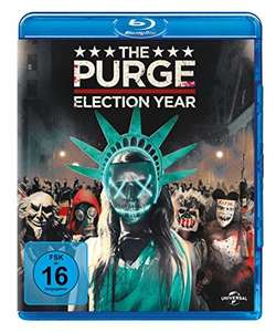 The Purge - Election Year [Blu-ray]