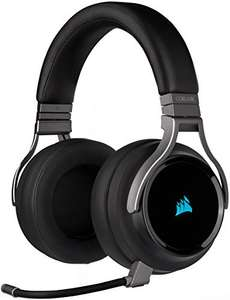 Corsair Virtuoso RGB Wireless High Fidelity Gaming Headset (7.1 Surround Sound)