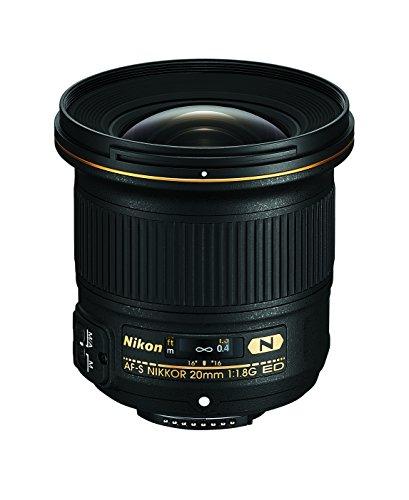 Nikon AF-S 20 mm 1:1,8 G ED Objektiv