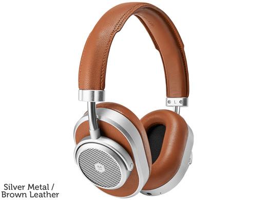 Master & Dynamic MW65 ANC Wireless Over-Ear Kopfhörer (Bluetooth 4.2 mit AptX Unterstützung, Aktive Geräuschunterdrückung)