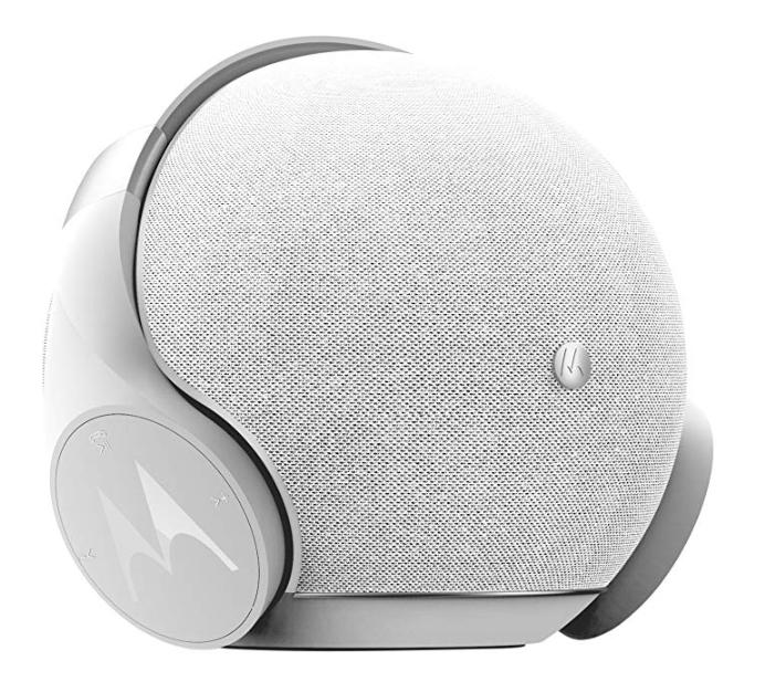Motorola Sphere+ 2in1 Stereo Bluetooth Lautsprecher und Kopfhörer Set