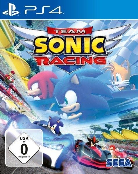 Team Sonic Racing für Playstation 4
