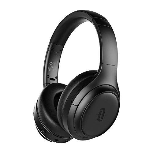 TaoTronics Noise Cancelling Kopfhörer TT-BH060 (Over Ear, ANC, Tiefer Bass, CVC 8.0, Geräuschunterdrückendes Mikrofon, 30 Std. Spielzeit)