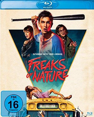 [Halloweenjäger] Freaks of Nature ODER The Greasy Strangler: Der Bratfett-Killer als BR um 3,03 Euro