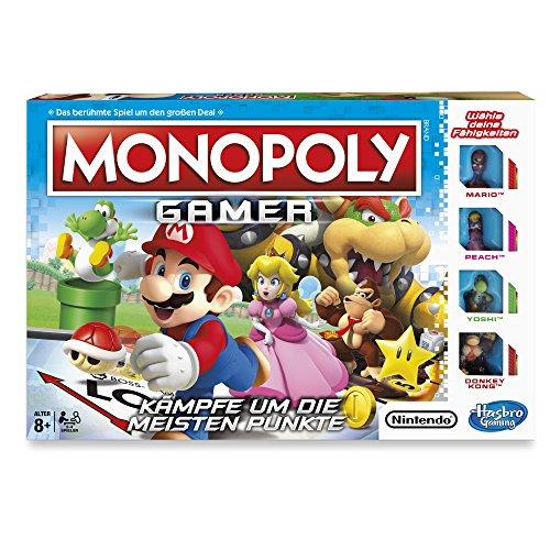 Monopoly Gamer Familienspiel