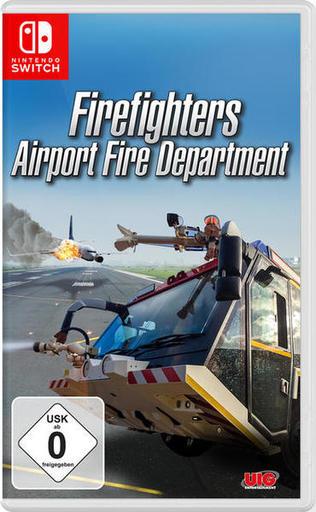 [Libro.at] Airport Feuerwehr: Die Simulation für Nintendo Switch