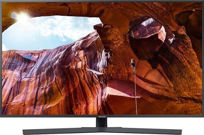 "Samsung UE43RU7400 43"" Fernseher (3840x2160, HDR10+, HLG, WLAN, Bluetooth, Triple Tuner, H.265, DDP)"