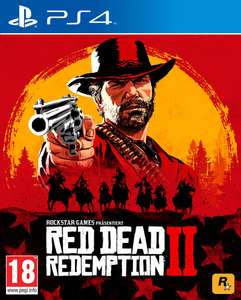 Red Dead Redemption 2 [PS4/XboxOne]