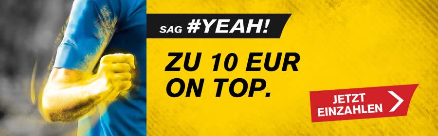 10€ Interwetten Gutschein für Neu/Bestandskunden