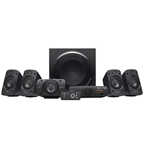 Logitech Z906 3D-Stereo-Lautsprecher 5.1 Surround System