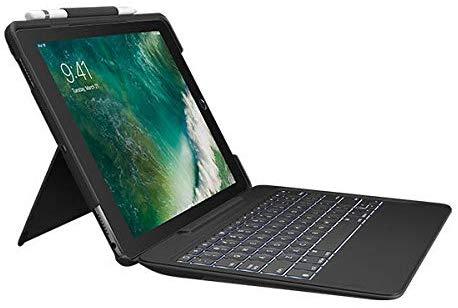 "Logitech ""Slim Combo"" mit abnehmbarer Tastatur (für iPad Pro 12,9"")"