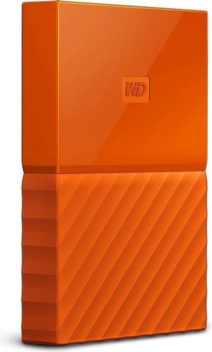 WD My Passport Portable (1TB) - lagernd!
