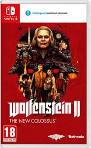Wolfenstein II: The New Colossus - [Nintendo Switch] - FR Import