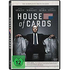 Amazon: 3 Serien für 25 €