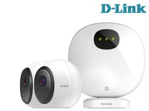 ibood.com D-Link Wire Free Camera Set