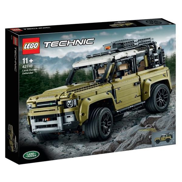 [Interspar] LEGO Technic - 42110 Land Rover Defender zum Bestpreis von 139€ (ab 24.10 / 00:01)