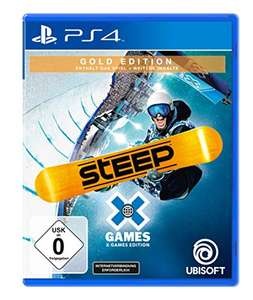 Steep X Games Gold Edition - [PlayStation 4] - PRIME